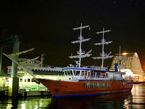 オーシャンプリンセス(神戸ベイクルーズ)
