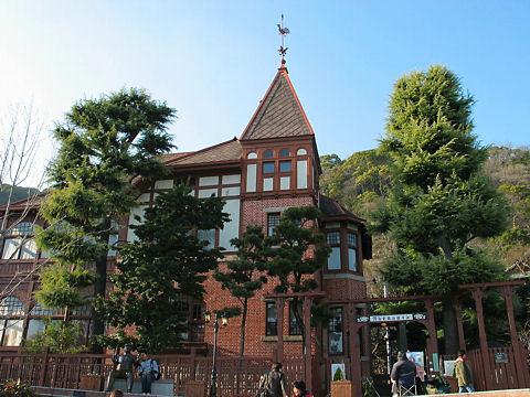 風見鶏の館・神戸異人館/神戸市