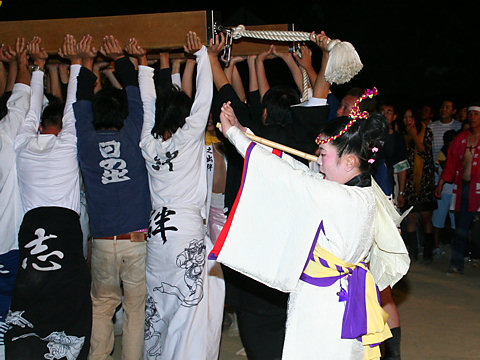 荒井神社の秋祭り・播州の秋祭り/高砂市