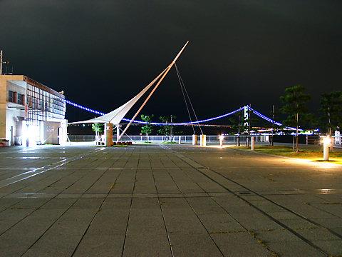 大蔵海岸夜景/明石市