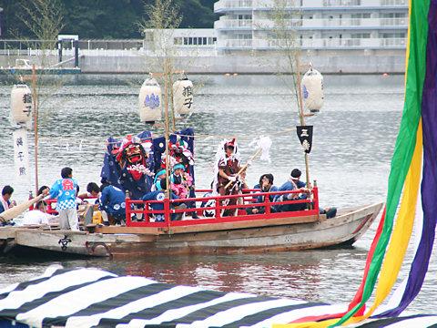 坂越の船祭り・大避神社の秋祭り(播州秋祭り)/赤穂市