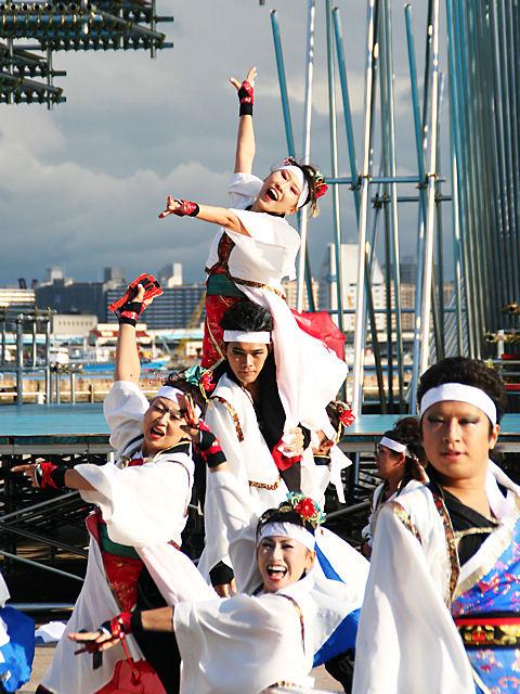 函館躍魂いさり火(北海道)・KOBE ALIVE(神戸アライブ)