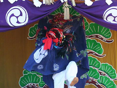 獅子舞・生石神社秋祭り(播州の秋祭り)/高砂市
