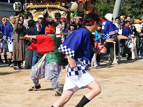 生石神社秋祭り(播州の秋祭り)/高砂市