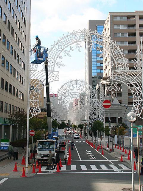 2007神戸ルミナリエ