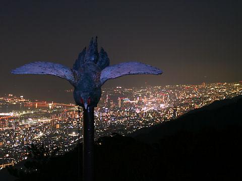 神戸1000万ドルの夜景