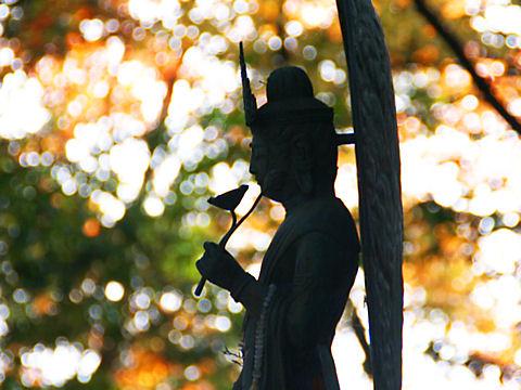 書写山円教寺の仏像