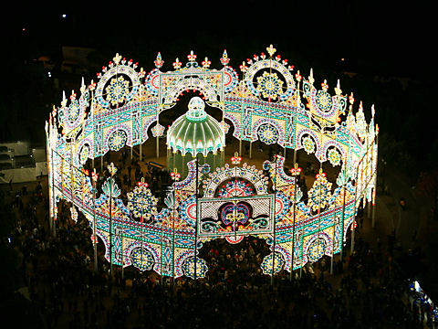 2007ルミナリエ・「光の紀元」