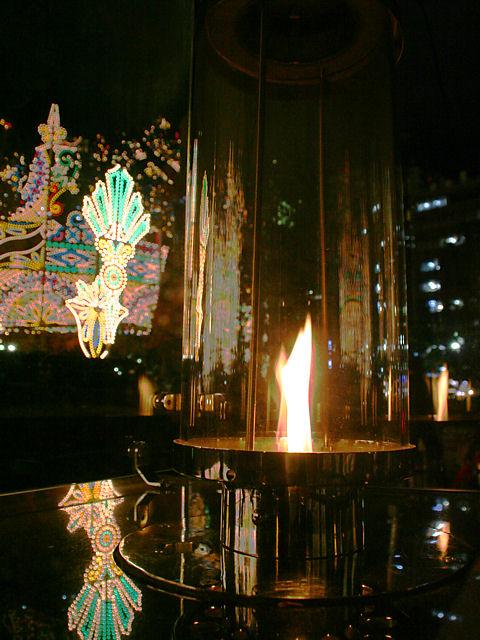 阪神淡路大震災 1.17希望の灯り