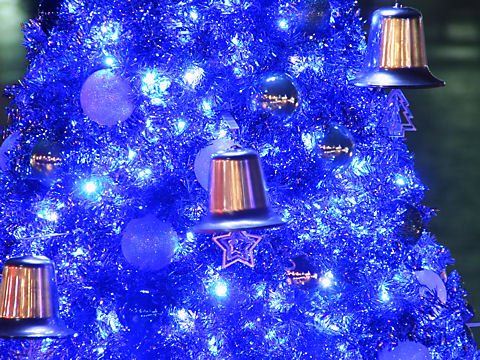 神戸ハーバーランドモザイクの2007クリスマスツリー