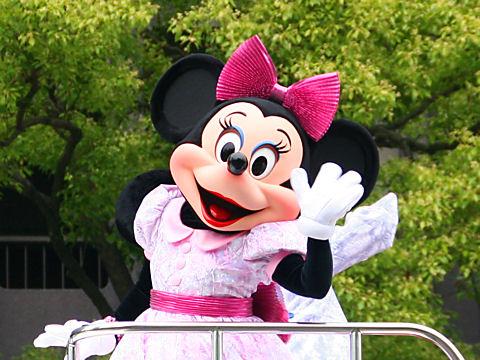 ディズニー神戸まつりパレード