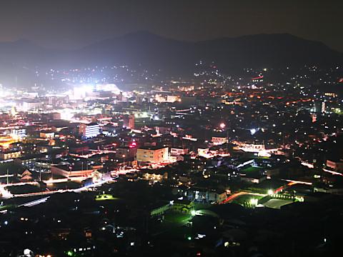 加西市の夜景