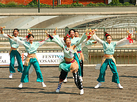 神戸よさこい2008