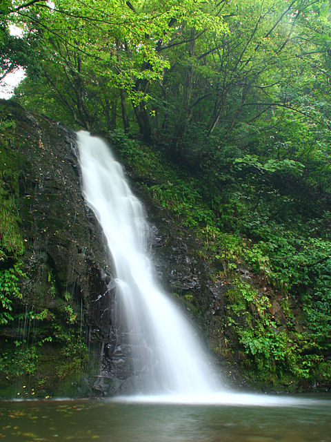 満願の滝(満願滝)