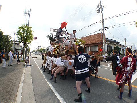 播州秋祭り写真画像