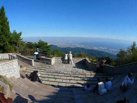 六甲山ガーデンテラス