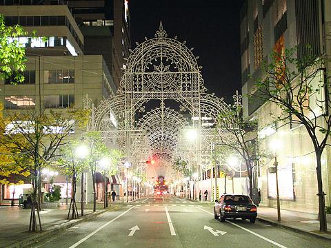 神戸ルミナリエ2008の写真画像
