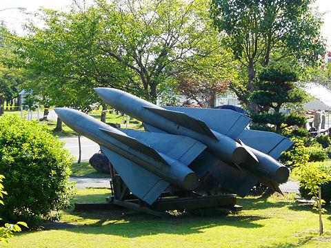 地対空ミサイル ホーク