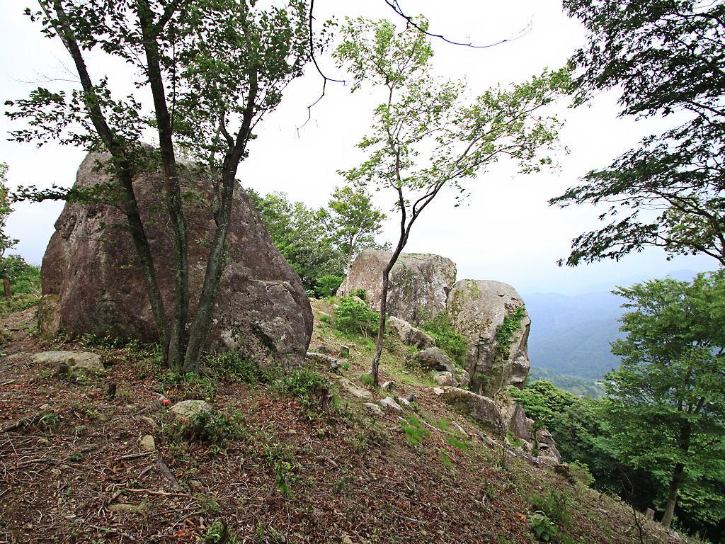 壁紙 岩石、巨石