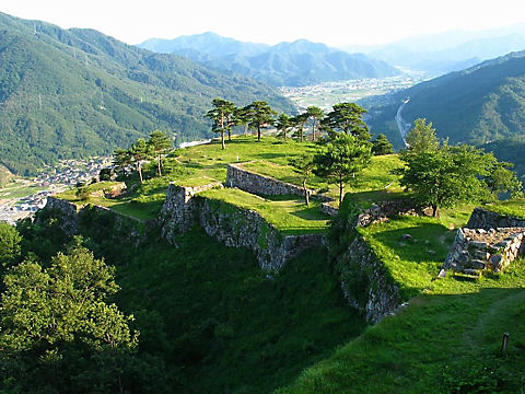 天空の城竹田城