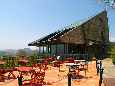 諏訪山公園ビーナスブリッジレストハウス・イタリア料理ジャンカルド
