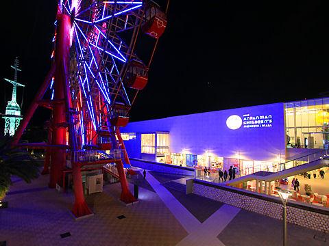 神戸アンパンマンミュージアムモール