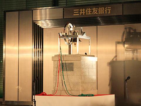 神戸ルミナリエ希望の鐘