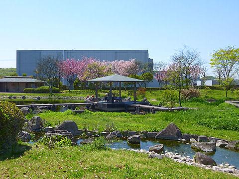 小野市 やなせ苑の日本庭園
