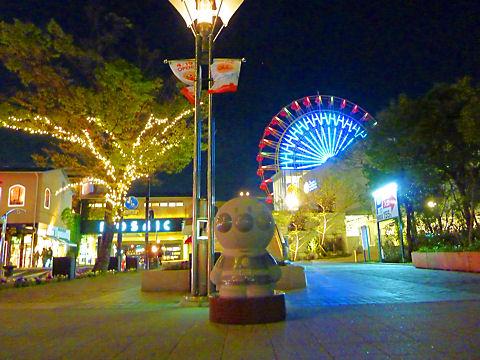 神戸アンパンマンストリート・神戸ガス燈通り